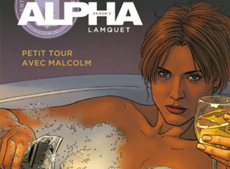 Alpha t.12 - Extrait