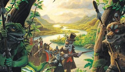 Les enfants du capitaine Grant t.3 - Extrait