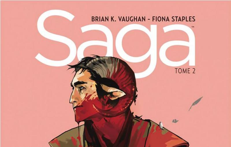 Saga t.2 - Extrait