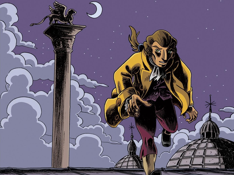 Casanova sous les Plombs de Venise Intégrale - Extrait