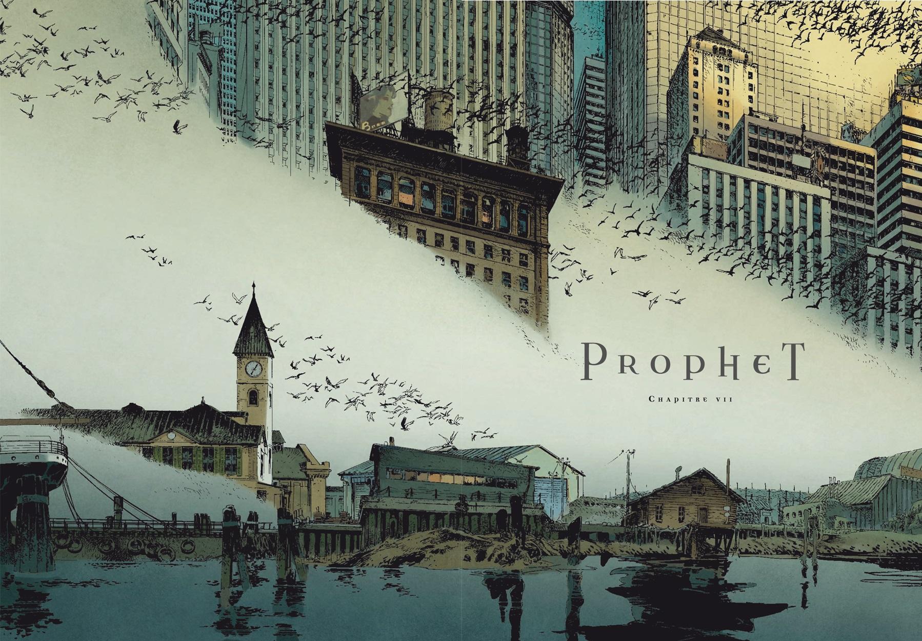 Prophet t.4 - Extrait