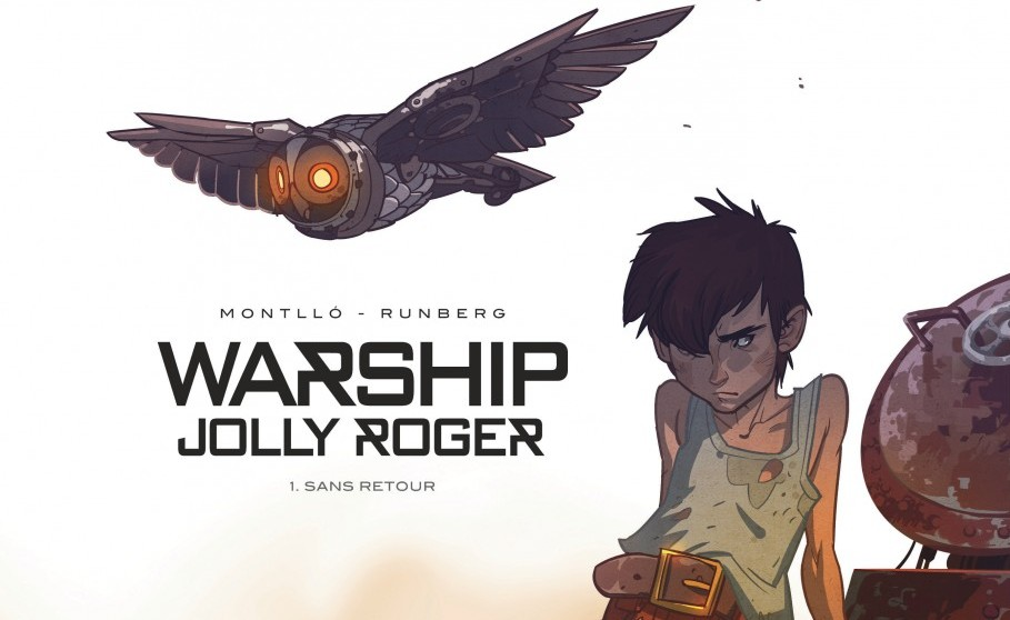 Warship Jolly Roger t.1 - Extrait