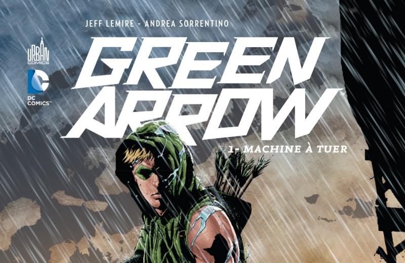 Green Arrow t.1 - Extrait
