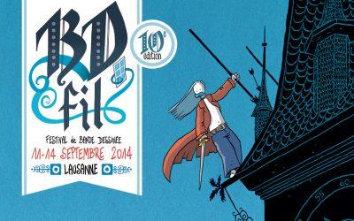 BD-FIL 2014 - Affiche