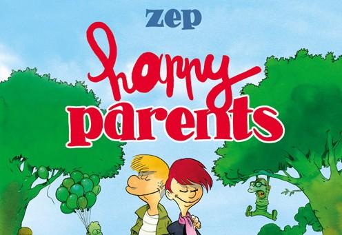 Happy Parents - Extrait Couverture