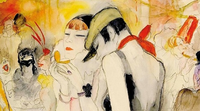 Femmes lesbiennes de Berlin (1928)