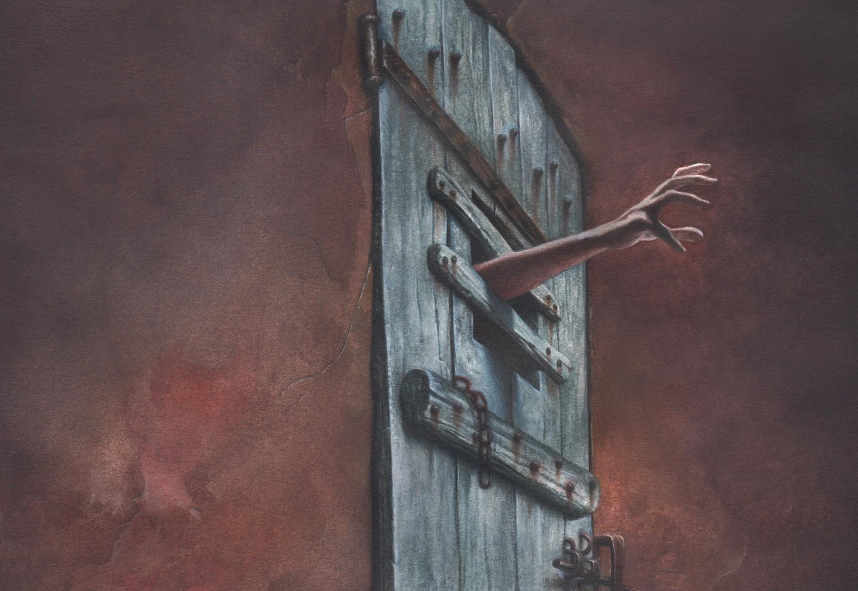 La porte au ciel t.2 - Extrait