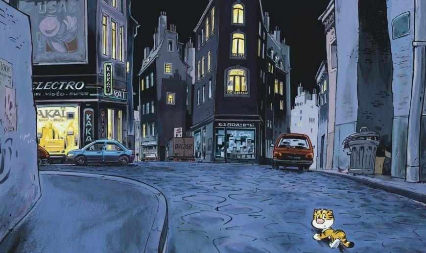 billy the cat l'intégrale t.1 - extrait