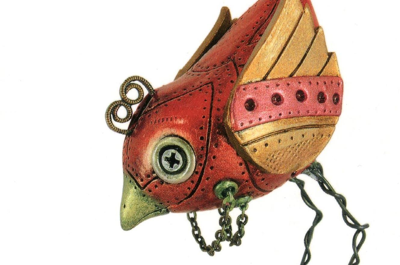 Chroniques de l'oiseau à ressort