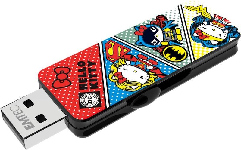 Clés USB - EMTEC surfe sur le succès d'Hello Kitty