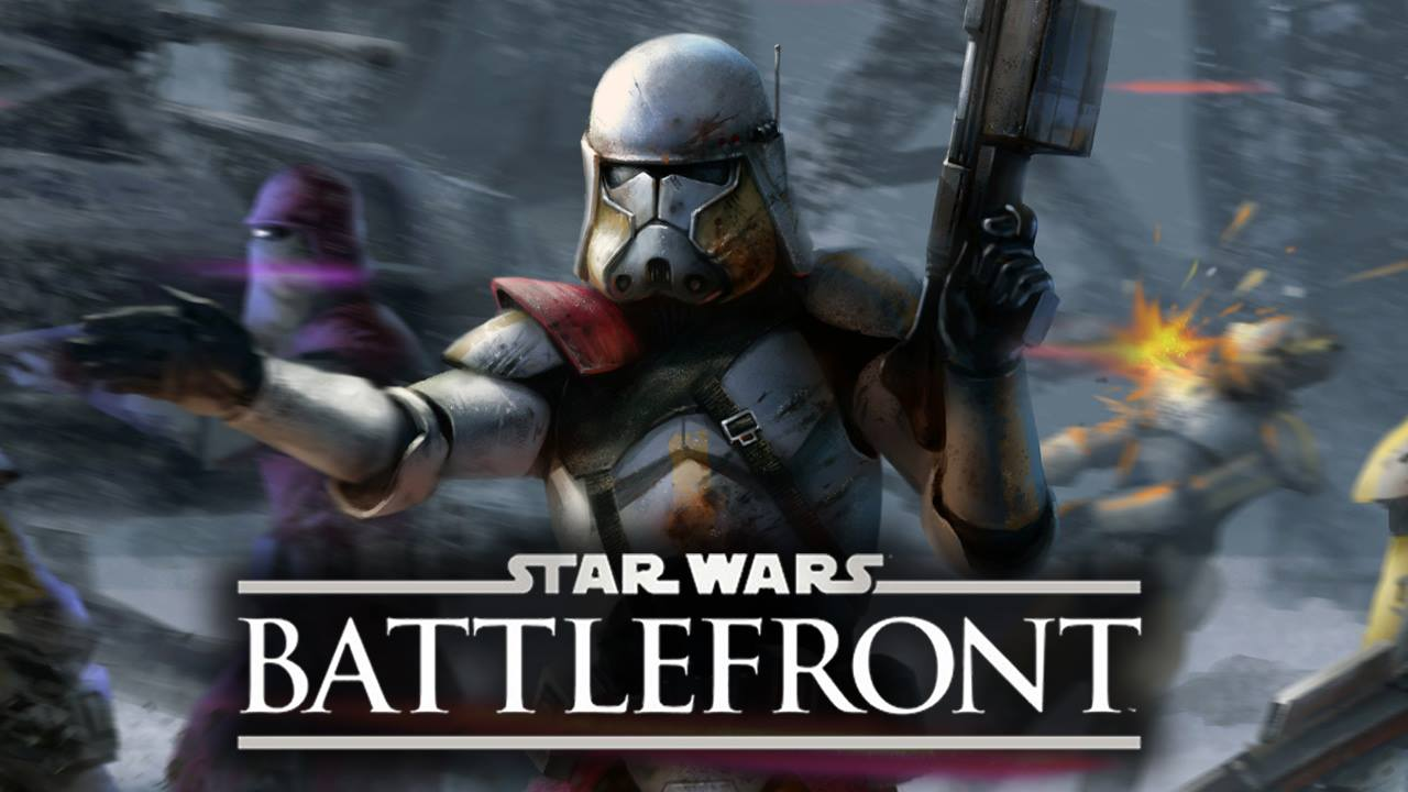 Star Wars Battlefront DICE lâche une première bande-annonce