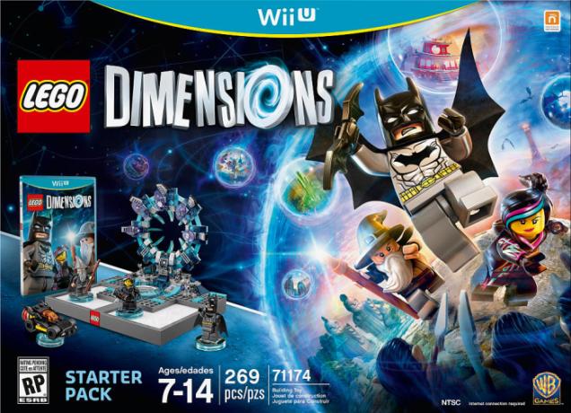 Un doux mélange de héros pour LEGO Dimensions