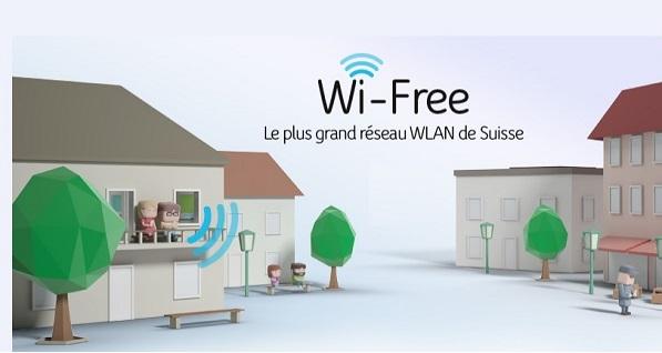 Wi-Free d'upc cablecom - le réseau WLAN suisse en progression