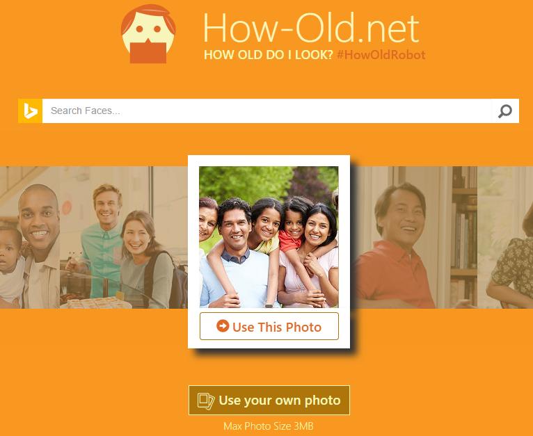 How-Old.net de Microsoft- il devine votre âge en analysant votre portrait