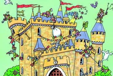 Enigmes au château