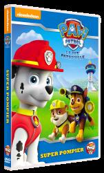 La Pat' Patrouille (PAW Patrol) – Super Pompier en DVD