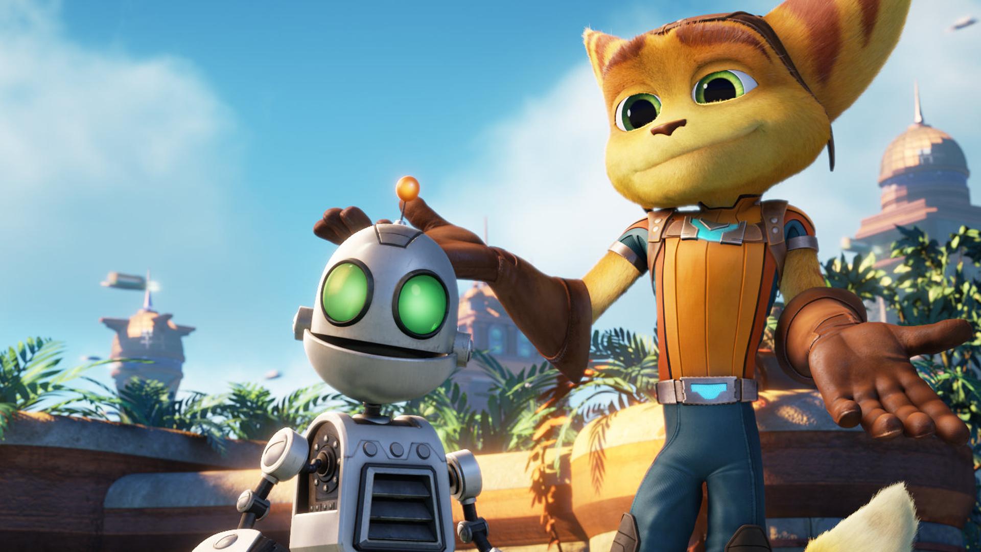 Ratchet & Clank - bientôt un portage HD et un long-métrage