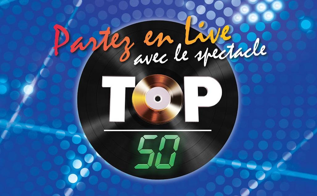Top 50 - Le Spectacle - 17 mars 2016 - Arena de Genève