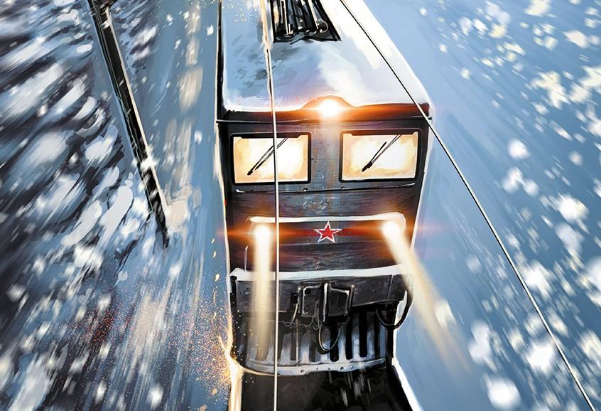 trains de legende t.3 - extrait