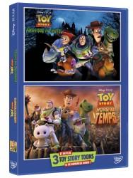 DVD toy story angoisse au motel et hors du temps