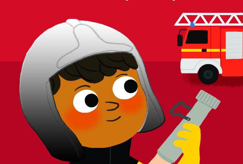 La collection Kididoc- Je m'occupe de Bébé & Je suis un Pompier