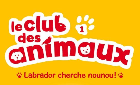 Le Club des Animaux- une nouvelle collection pour enfants chez Nathan