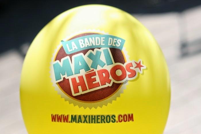 Maxi Heros- 14 histoires pour faire la fete et 14 histoires de chasse au tresor en DVD