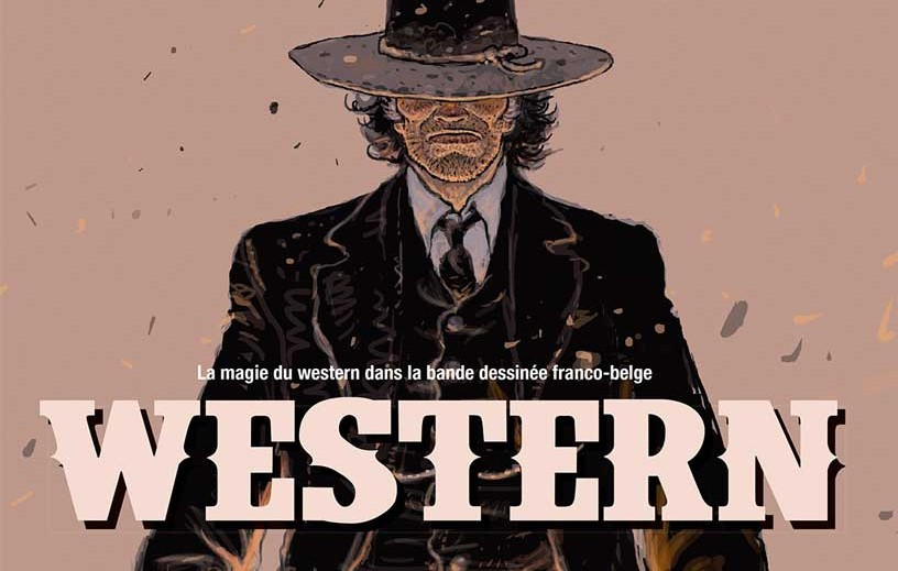 affiche exposition Western 2015