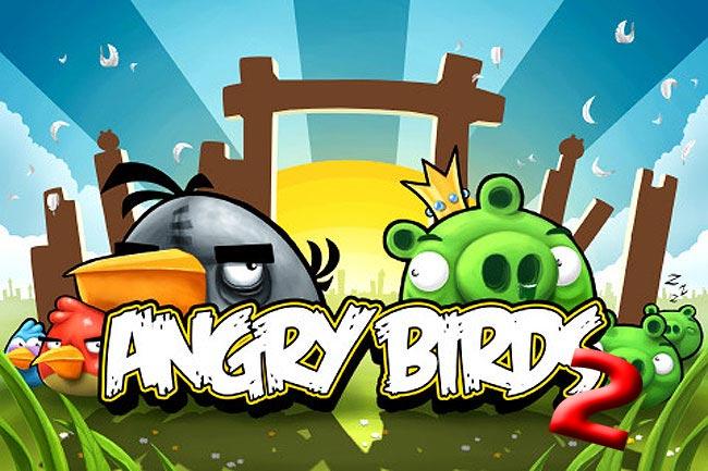Angry Birds 2 fait un carton