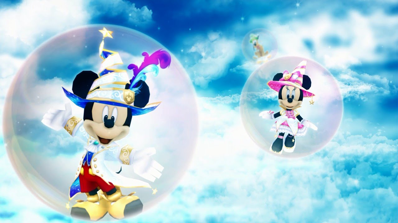 Bientôt Disney Magical World 2 sur 3DS