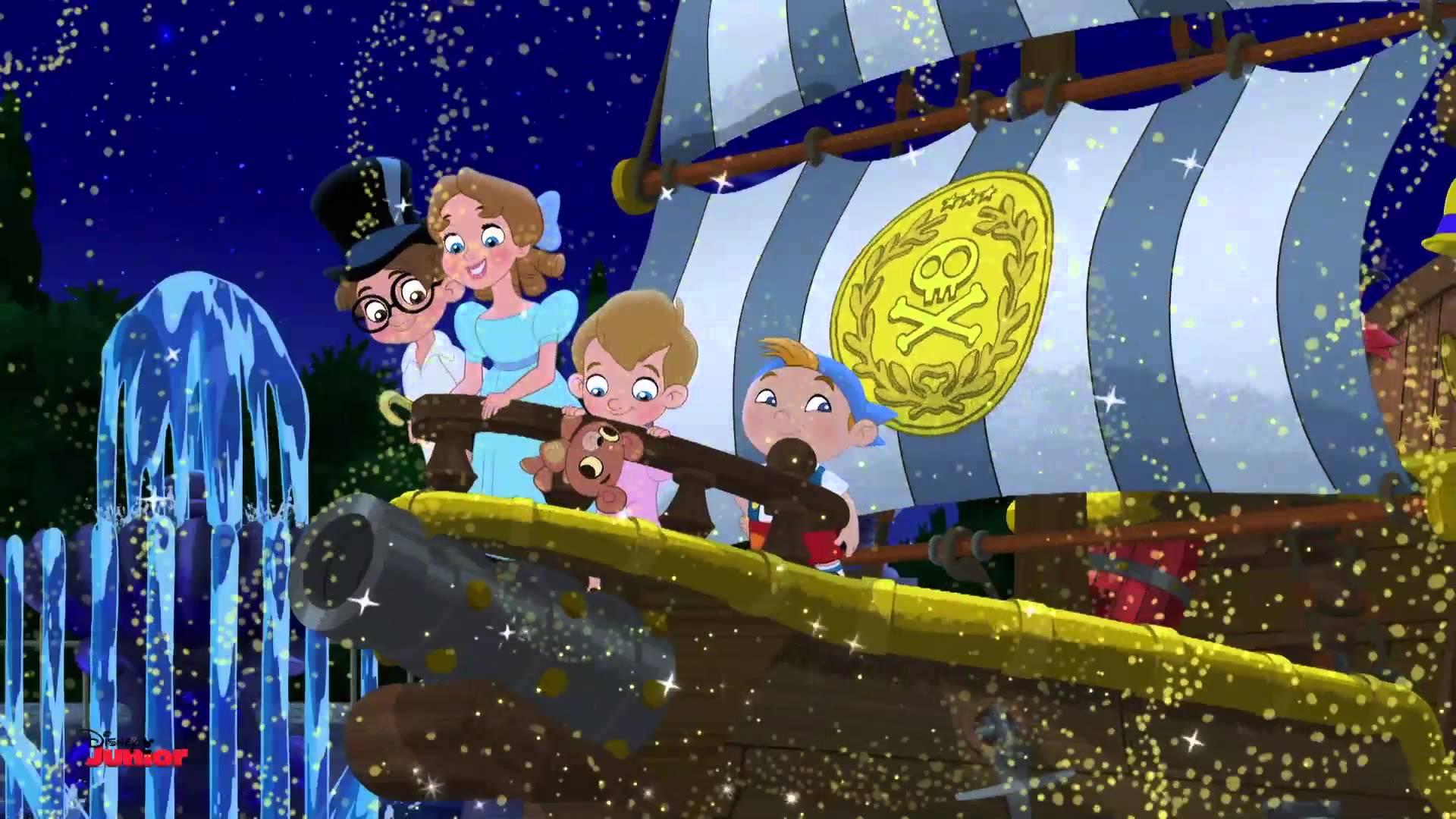 Jake et le Pirates du Pays imaginaire - A la poursuite du livre magique