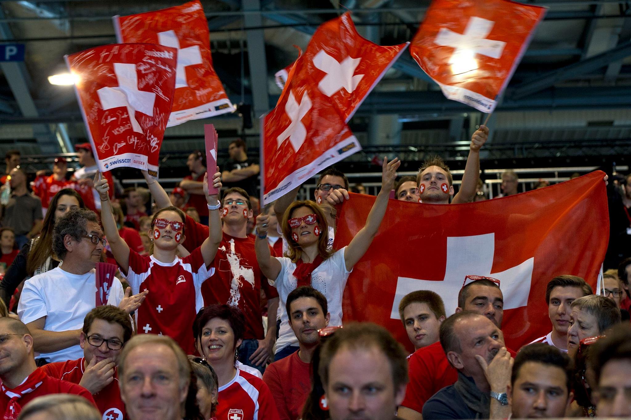 coupe davis - public suisse