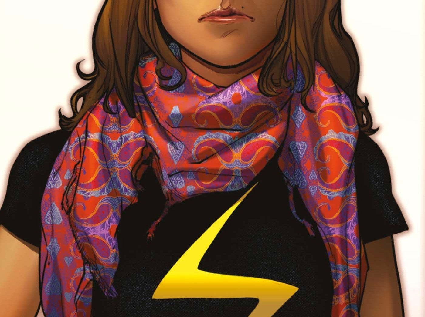 ms.marvel t.1 - extrait