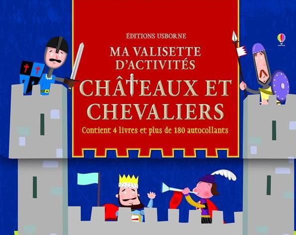 Ma valisette d'activités : Châteaux et chevaliers
