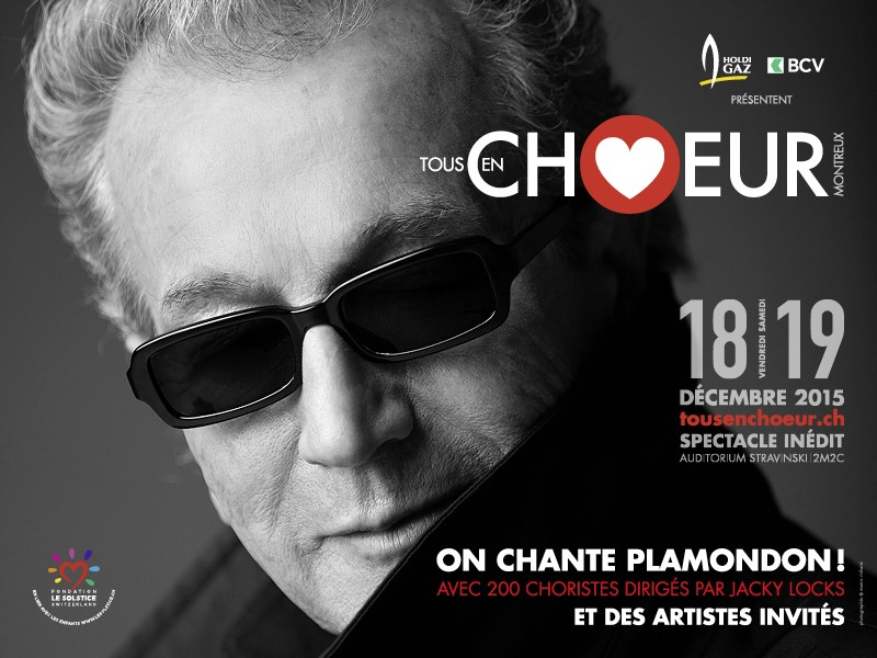 Tous en Choeur 2015 - on chante plamondon
