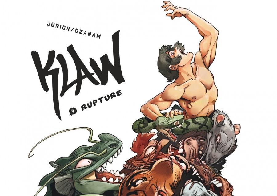klaw t.4 - extrait