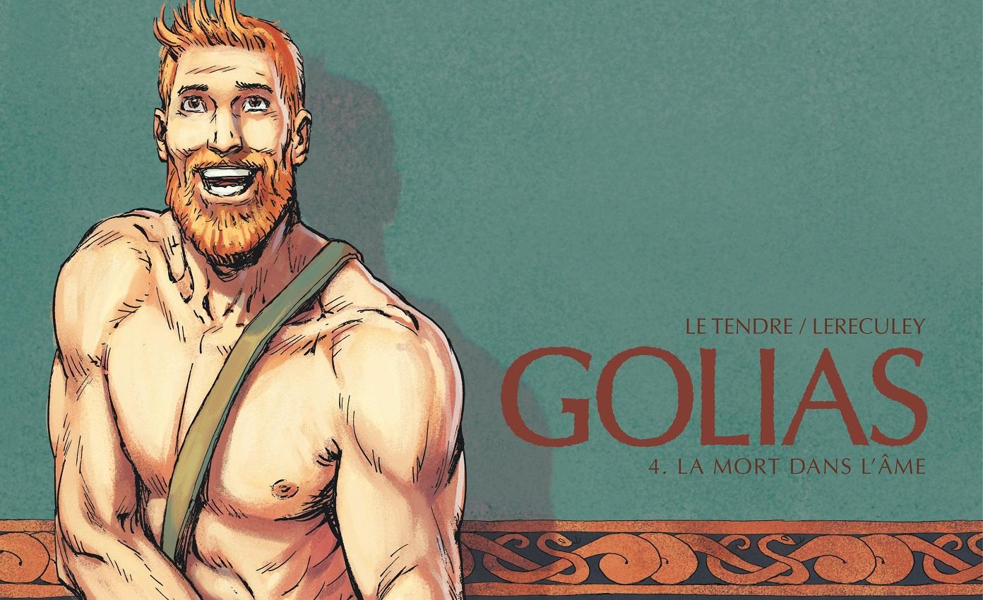golias t.4 - extrait