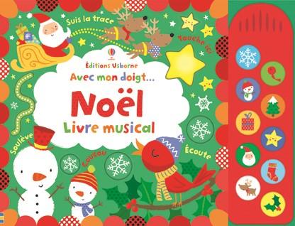Noël, Livre musical