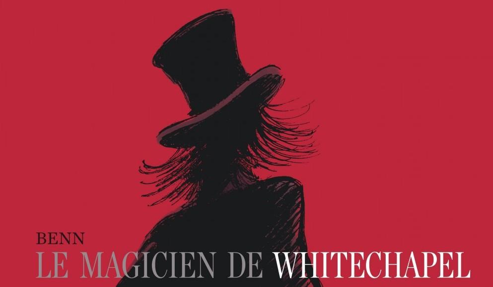 le magicien de whitechapel t.1 - extrait