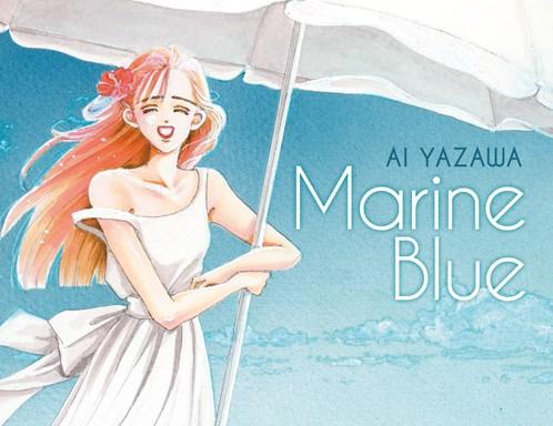 Marine Blue t.1 extrait