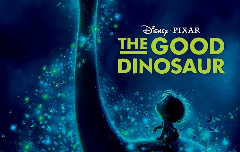 the good dinosaur UNE