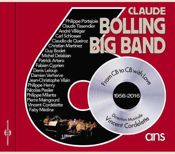 Claude Bolling Big Band, 60 ans