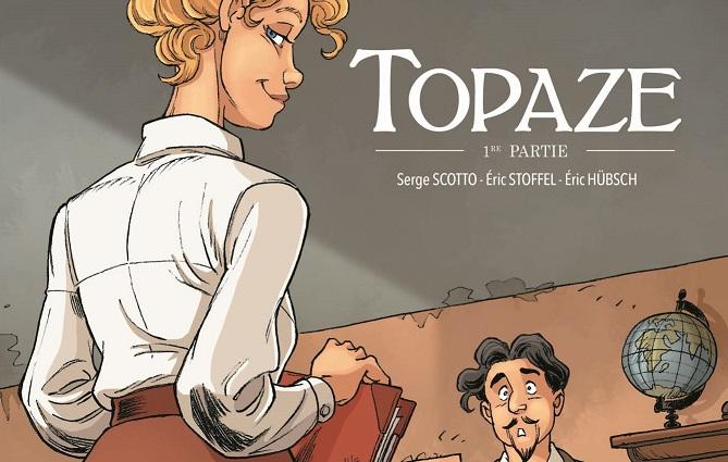 topaze - extrait
