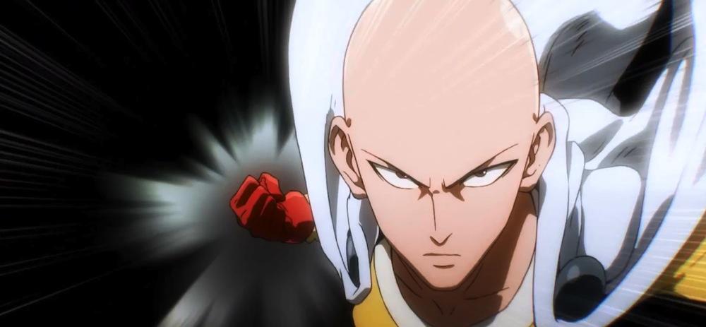 saitama one man punch