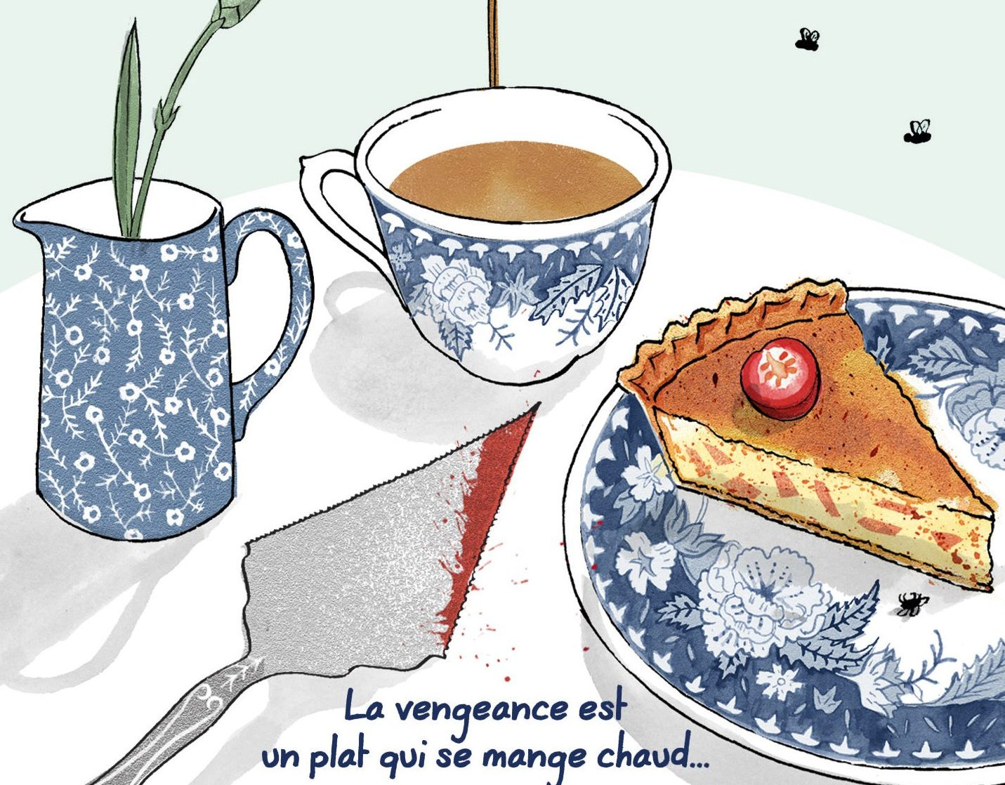 Agatha Raisin : La quiche fatale