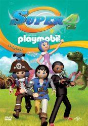 Super 4 (inspire par Playmobil) – Ruby, Reine des mers dvd