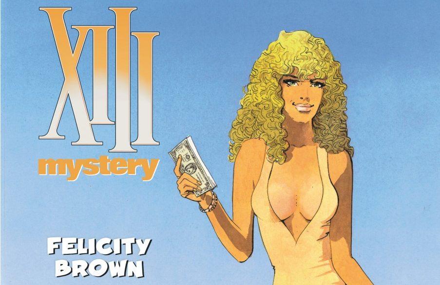 XIII mystery t.9 - extrait