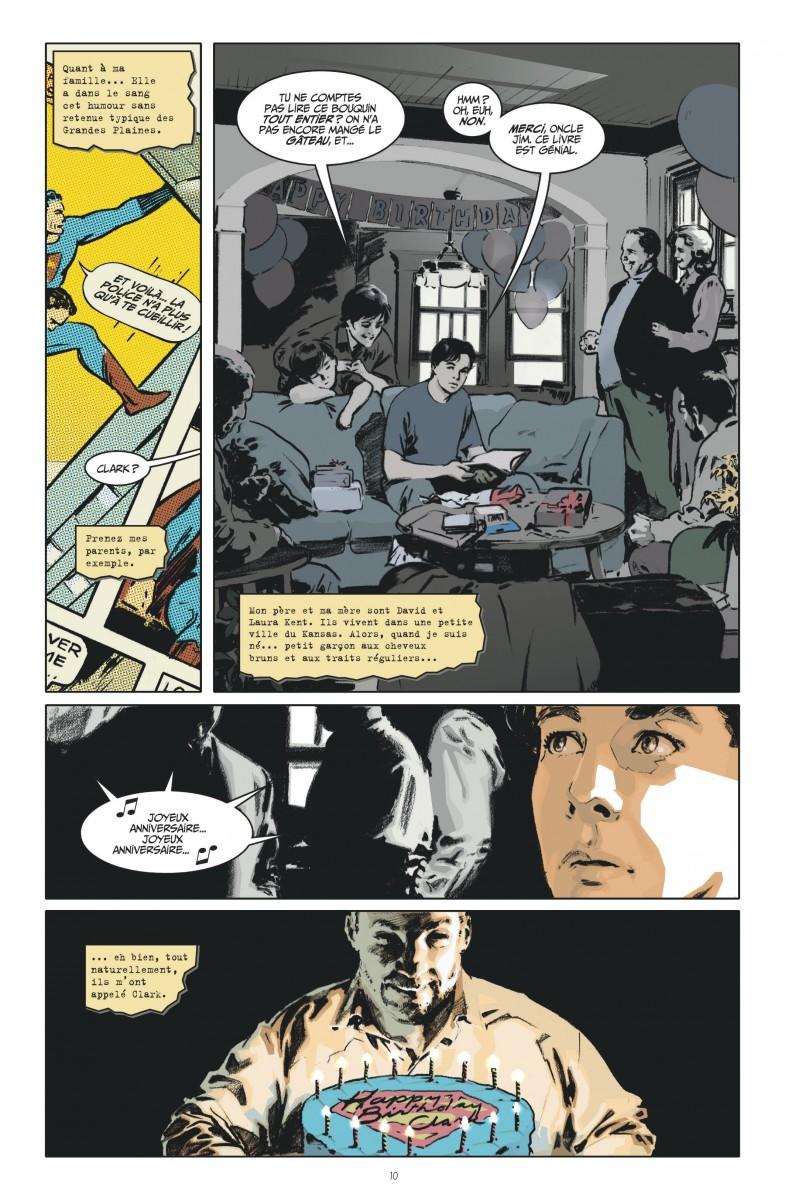 Superman Tome 2 Identité secrète - Kurt Busiek,Stuart Immonen
