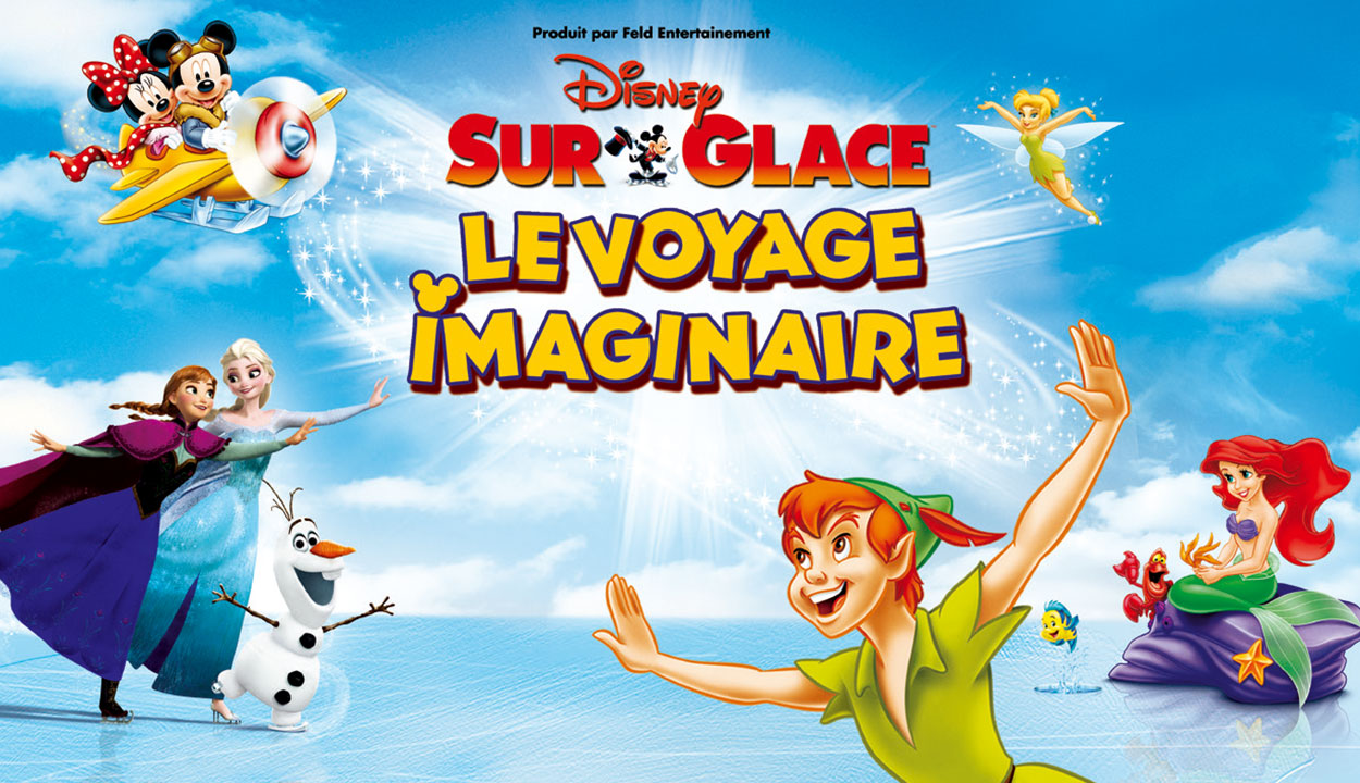 disney sur glace le voyage imaginaire du 19 au 21 janvier 2018 l 39 arena de gen ve daily. Black Bedroom Furniture Sets. Home Design Ideas
