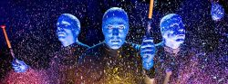 BLUE MAN GROUP @ Théâtre de Beaulieu Lausanne
